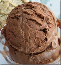 2-quart ice cream maker recipes - Raspberry chocolate chip, Chocolate Ganache, Apricot Sorbet, Vanilla