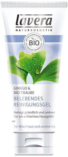 Lavera Invigorating Cleansing Gel 100 ml * See this great product. (This is an Amazon affiliate link)