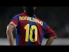 Ronaldinho - All 145 Goals in Europe - PSG - Barcelona - Milan