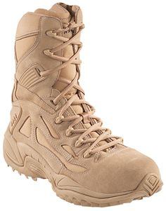 Converse Desert combat boots. Light and strong with composite toe protection.