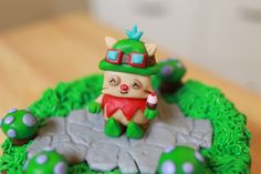 Teemo Cake from League of Legends