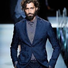 854 Best Maximiliano Patane images   Man fashion, Hair, beard styles ... cc10d5678474