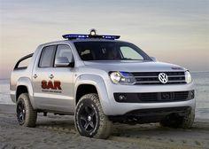 2009 Volkswagen Pickup Concept