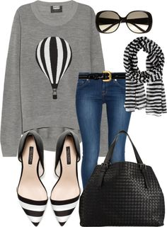 """""""Hot Air Ballon"""" by nowbabi on Polyvore"""