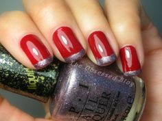@Emily Anton Products OPI All I want for Christmas (is OPI) from the Mariah Carey Holiday Collection! @Emily Anton Spain