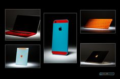 How many Apple products do you own? Check out our website, www.colorware.com.