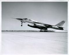Convair B-58 Hustler, hustlin'