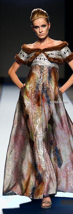 Gattinoni Fall Winter 2008 Couture