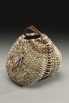 Hand Woven Baskets by Matt Tommey | Modern Rustic Decor - Art Baskets