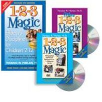 1-2-3 Magic Parenting | Books & DVDs by Dr Thomas Phelan. This was recommended to our preschool parents by a panel of kindergarten teachers