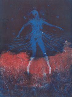 Sophie LéCuyer 'Bleu Nuit'