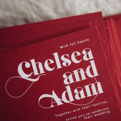 A closer look at the gorgeous text used for this invitation.  . . . . . #canberrawedding #Weddingaustralia #australianwedding… Chelsea And Adam, Closer, Wedding Invitations, Celebrities, Celebs, Wedding Invitation Cards, Celebrity, Wedding Invitation, Wedding Announcements