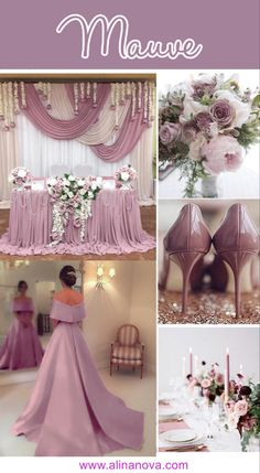 Elegant mauve satin wedding dresses off the shoulder bridal gown for women Cheap Bridal Dresses, Pink Wedding Dresses, Lace Mermaid Wedding Dress, Bridal Gowns, Rustic Wedding Gowns, Mauve Wedding, Elegant Wedding Dress, Wedding Ideas, Modest Homecoming Dresses