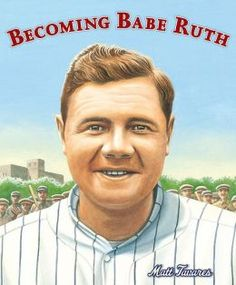 Biography- This is a biography about the progress and life of Babe Ruth in children's literature form.  The outside cover of the book, will invite children especially those involved in sports (baseball) to read the book out of interest.  I would use this book with 2-4 graders and split them up into groups of three and have them create a presentation collage of Babe Ruths life with a summary of why he is important to know about.