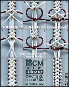 Схемы CETUS | VK Paracord Tutorial, Paracord Bracelet Instructions, Bracelet Tutorial, Paracord Weaves, Paracord Braids, Paracord Bracelets, How To Braid Paracord, Diy Bracelets Easy, Bracelet Crafts