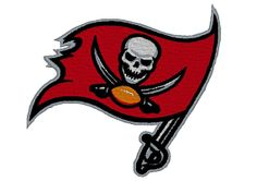 Tampa Bay Buccaneers Embroidery Machine Design by OCDEmbroidery, $3.00