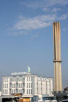 Hotel Victory, Pristina, Kosovo