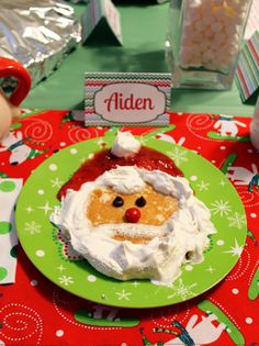 Santa Pancakes   North Pole Breakfast