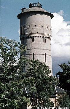 Örebro | Södra vattentornet, Örebro – Wikipedia
