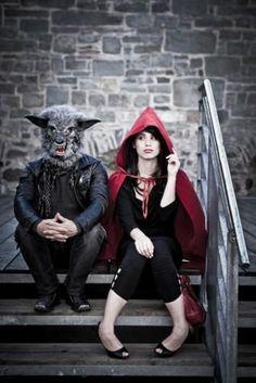 12 Genius DIY Couples Costumes for Halloween