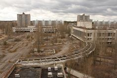 50 Pictures Of Chernobyl 25 Years After The Nuclear Disaster. Back in 2011