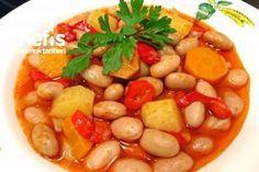 Lokum Taze Barbunya Yemeği Tarifi Homemade Beauty Products, Black Eyed Peas, Chana Masala, Iftar, Food And Drink, Health Fitness, Vegetables, Ethnic Recipes, Beans