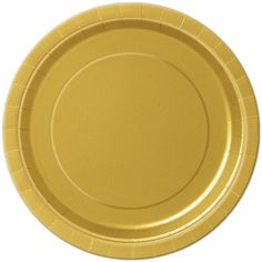 Gold Lunch Plates (16)