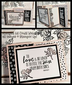 Stamping in Dixie: Stampin' Friends All about Love Blog Hop!