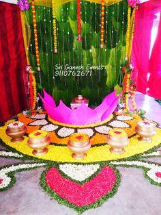 Desi Wedding Decor, Marriage Decoration, Wedding Stage Decorations, Wedding Mandap, Wedding Wall, Backdrop Decorations, Diwali Decorations, Festival Decorations, Flower Decorations