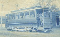 Pictures: Remembering the streetcars that carried the Peninsula into the modern era -- a visual preview of this weekend's story. http://bit.ly/1HzeUFk -- Mark St. John Erickson