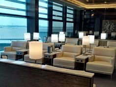 United Airlines First Class Lounge | SKYTRAX