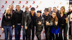 Scorpions feiern 50th Anniversary und Album Release - Mit einer fulminanten Party feierte gestern Deutschlands international erfolgreichste Rockband nicht nur ihr es gab noch mehr zu feiern: