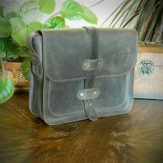 Leather Crossbody bag Leather Ipad Bag Leather Messenger
