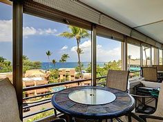 CENTRAL+AIR+CONDITIONING!++PANORAMIC+SUNSET+OCEAN+VIEWS!++4TH+FLOOR!+$190+++Vacation Rental in Maui from @homeaway! #vacation #rental #travel #homeaway