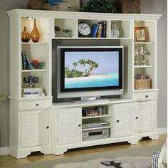 Riverside Furniture Essex Point Wall Entertainment Center | Wayfair