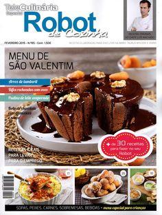 TeleCulinária Robot de Cozinha Nº 85 – Fevereiro 2015