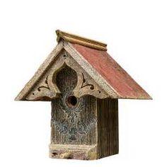 English Cottage Birdhouse | Barns Into Birdhouses