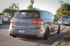 slammed vw rabbit | Slammed MKV Thread (#2) - VW GTI Forum / VW Rabbit Forum / VW R32 ...