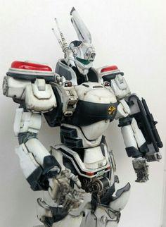 PatLabor (Patrol Labor) Police Robotic Assistant