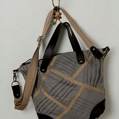 Just bought this purse online from Anthropologie, looked like a great tote for the fall!