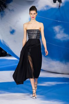 Christian Dior Fall 2013 Runway