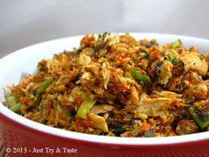 Just Try & Taste: Pampis Ikan Tongkol Super Pedas #IndonesiaFood #Indonesia