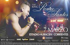 Romeo Santos Vol. 2 World Tour