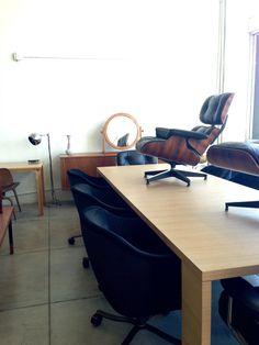 #Eames Lounge Chair