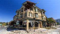 Earthquake Risk - Salini Magazine