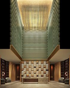 Conrad Beijing Hotel, China - LU YU Tea Ceremony