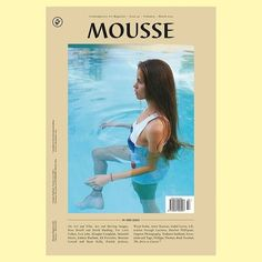 mousse book