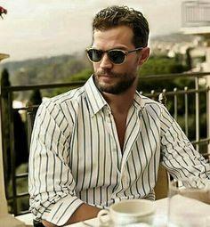 ❣Love this pic! 50 Shades Of Grey, Fifty Shades, Jaime Dornan, Mr Grey, Irish Men, Dakota Johnson, Celebs, Celebrities, Grey Fashion