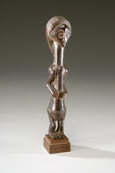 VMFA Ovimbundu culture Figurine From the Robert and Nancy Nooter Collection, Adolph D. and Wilkins C. Williams Fund