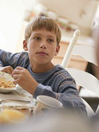 Need to feed your teen? Here are some suggestions for balanced meals.